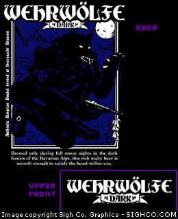 Wehrwolfe Dark work shirt