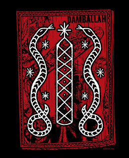 Damballah - Snake Loa of creation