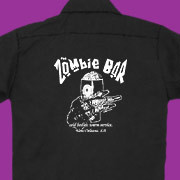 Zombie Bar Work Shirt