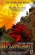 2012 H.P. Lovecraft Film Festival Portland Teaser (poster)