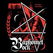 Baphomet Bock shirt