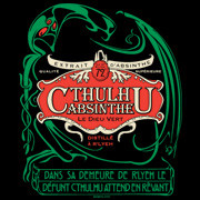 Cthulhu Absinthe shirt