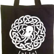 Cthulhu Knot Tote Bag