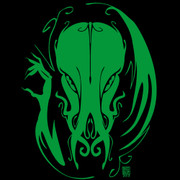Hellfire Cthulhu shirt