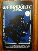 Wehrwulfe Dark vintage style metal sign