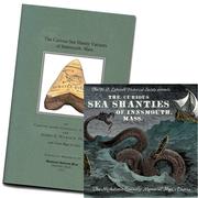 The Curious Sea Shanties of Innsmouth, MA (CD & Monograph)