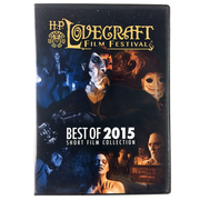 H.P. Lovecraft Film Festival Best of 2015 Collection DVD