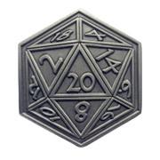 D20 Coin