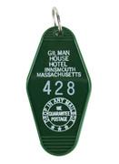 Gilman House Hotel Key Tag