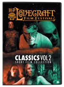 H.P. Lovecraft Film Festival Classic Volume 2 DVD