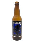 Wehrwulfe Dark reusable vinyl beer label