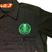 Cthulhu Weave work shirt