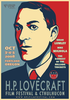 2008 H.P. Lovecraft Film Festival (POSTER)