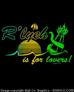 R'lyeh is for lovers!