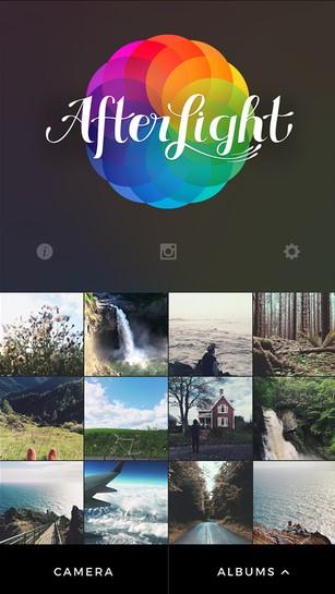 Afterlight App