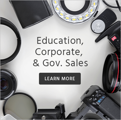 Education, Corporate, & Gov Sales