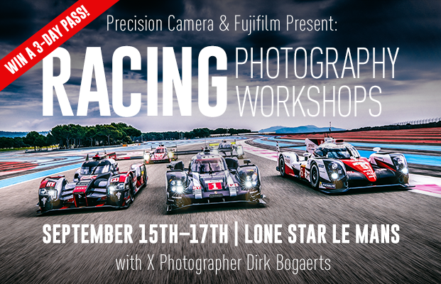Lone Star Le Mans Photography Workshop