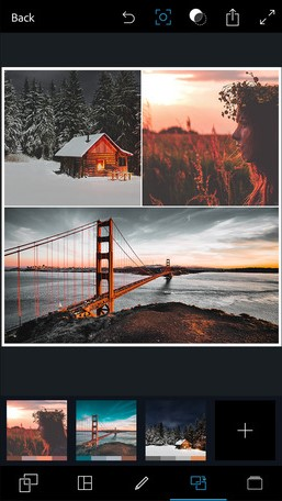 Photoshop Express App