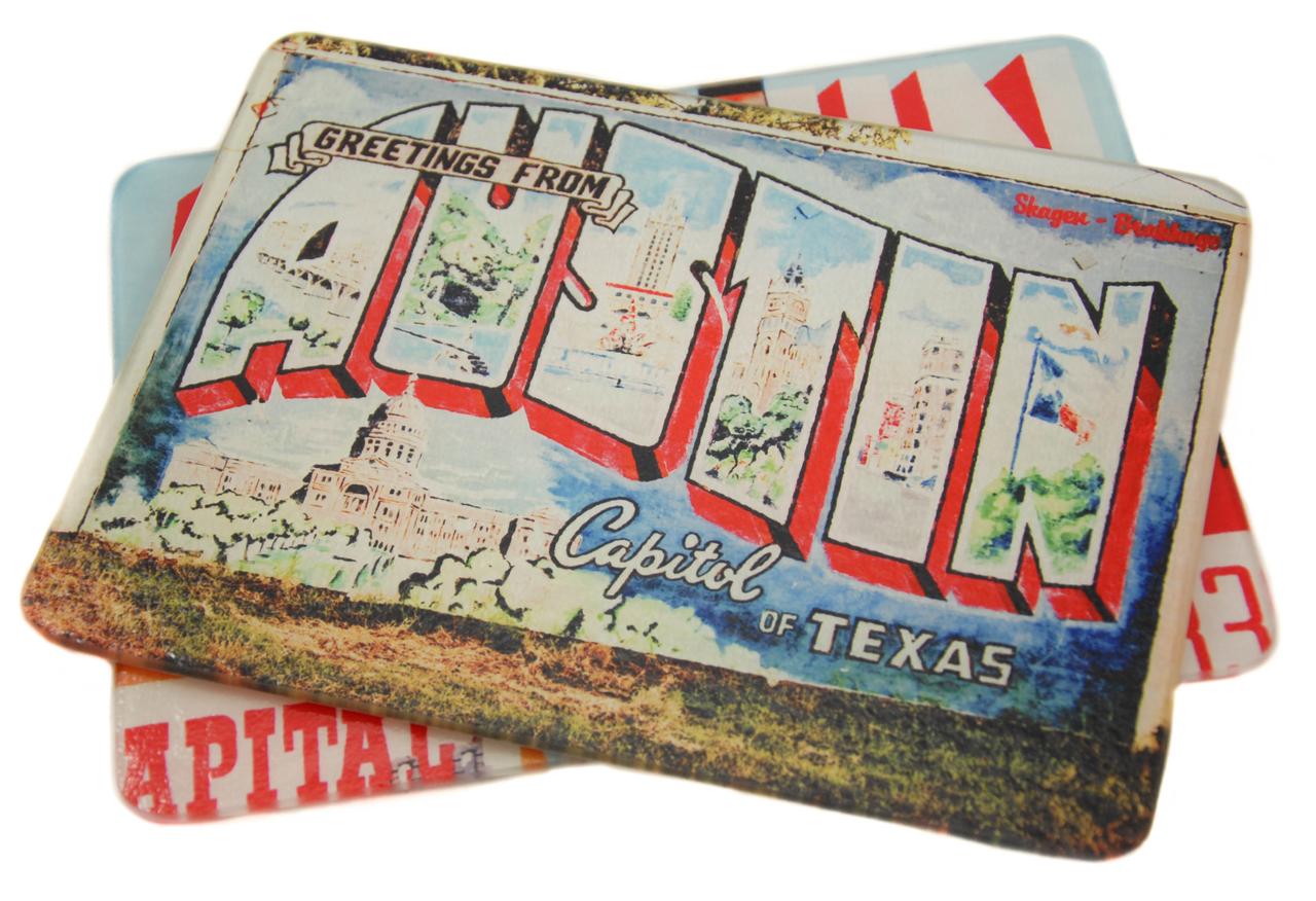 South Austin Galleries Cutting Board