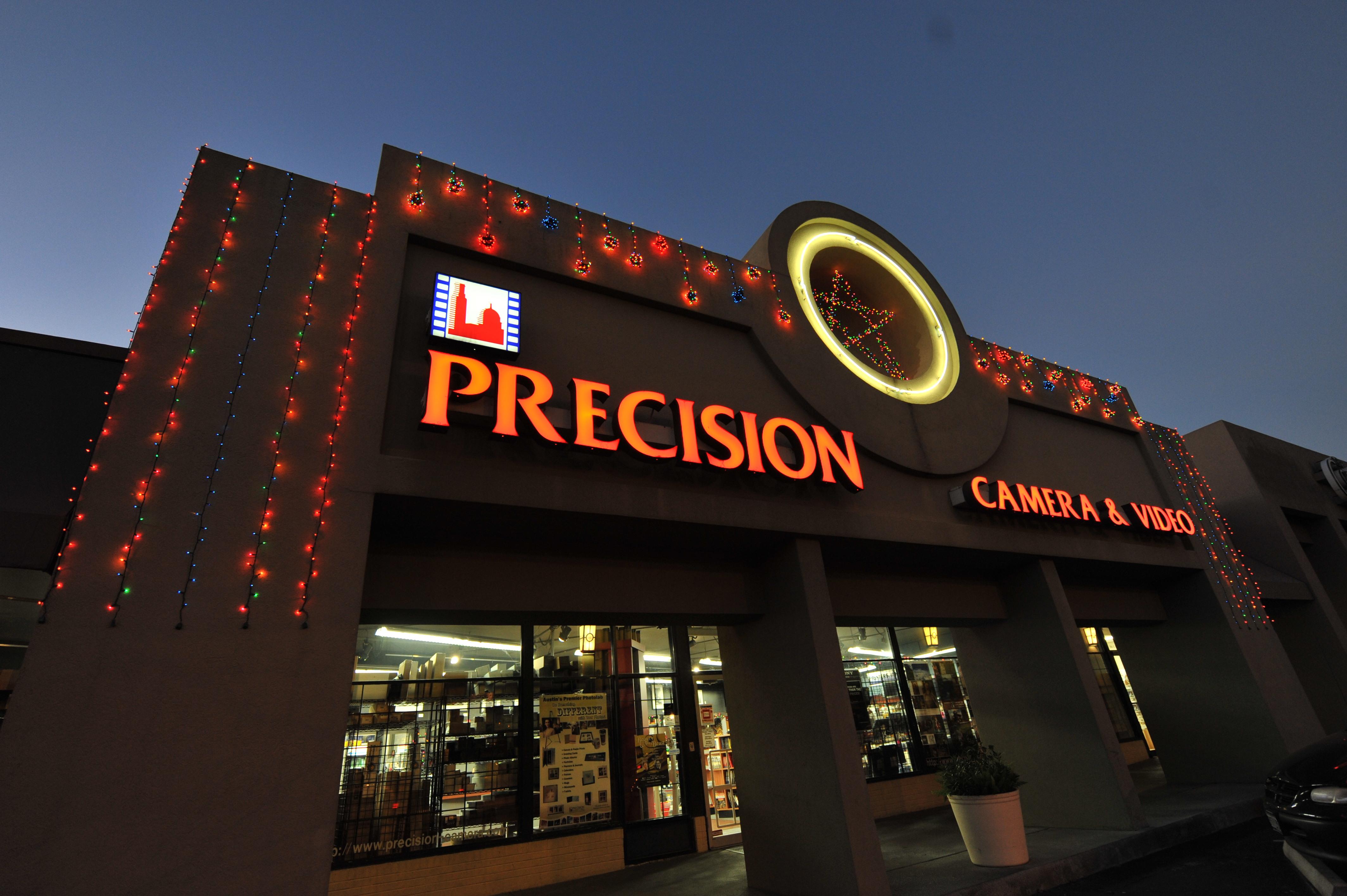 Precision Camera & Video remembers its roots at Lamar Village ...