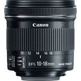 CANON EF 10-18/4.5-5.6 IS STM