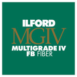 Ilford Multigrade IV FB Matte Photo Paper- All Sizes