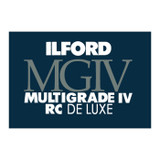 Ilford MG4RC1M Multigrade IV RC Glossy Photo Paper- 5x7in 25 Sheet