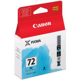 Canon PGI-72 Ink Tank for Pro 10- Photo Cyan