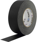 Pro-Gaff Gaffers Tape 2 Inch x 55 Yards- Black
