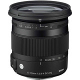 Sigma AF 17-70/2.8-4.0 OS DC HSM Macro Lens- Canon