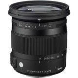 Sigma AF 17-70/2.8-4.0 OS DC HSM Macro Lens- Nikon