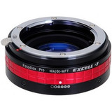 Fotodiox Excell +1 Micro 4/3 to Nikon G Lens Adapter