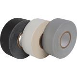 PCV Gaffer Tape 1in x 12yds- Gray