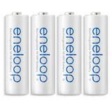 Panasonic Eneloop 4 AA Batteries