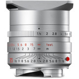 Leica Summilux-M 35mm f/1.4 ASPH Lens (Silver) *Special Order Only*