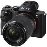 Sony Alpha a7II Mirrorless Digital Camera with 28-70 Lens