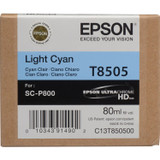 Epson T850 UltraChrome HD Ink- Light Cyan