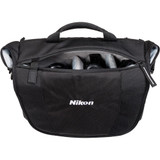Nikon Courier Bag- Black