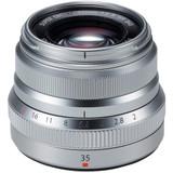 Fuji XF 35mm f/2.0 R WR Lens- Silver