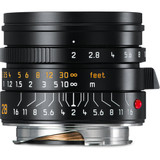 Leica 28mm f/2.0 Summicron-M ASPH Lens *Special Order Only*