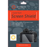 ProMaster Crystal Touch Screen Shield LCD Protector - Nikon D800 and D810