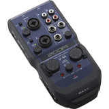 Zoom U-44 Handy 4-In 4-Out Audio Interface