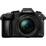 Panasonic Lumix DMC-G85 Mirrorless Digital Camera with 12-60mm Lens
