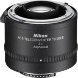 Nikon TC-20E III AF-S Telephoto Lens