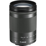 Canon EF-M 18-150mm f/3.5-6.3 IS STM- Graphite