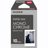Fuji Instax Mini Monochrome Film - 10 Exposures