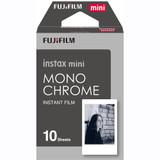 Fuji Instax Mini Monochrome Film - 10 Exposures