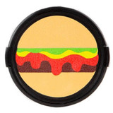 Burger Snack Cap- 72MM