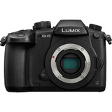 Panasonic Lumix DC-GH5 Mirrorless Micro 4/3 Camera Body