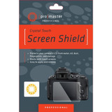 ProMaster Crystal Touch Screen Shield LCD Protector- Nikon D7500